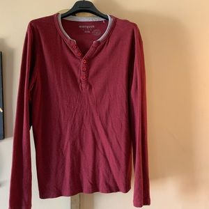 3 Manguun Henley shirts
